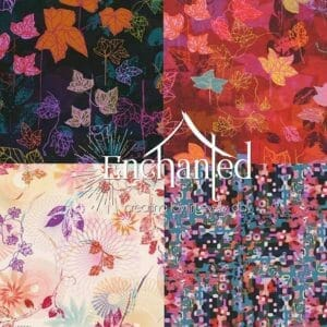 Loose Leaf Quilting Fabric Collection