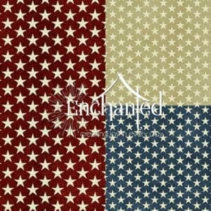 Many Stars Fabric Collection