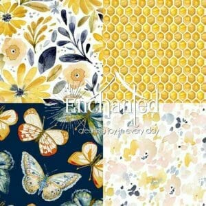 Meant To Be Quilting Fabric Collection